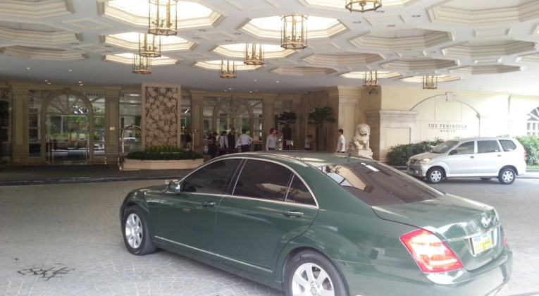 Peninsula Mercedes