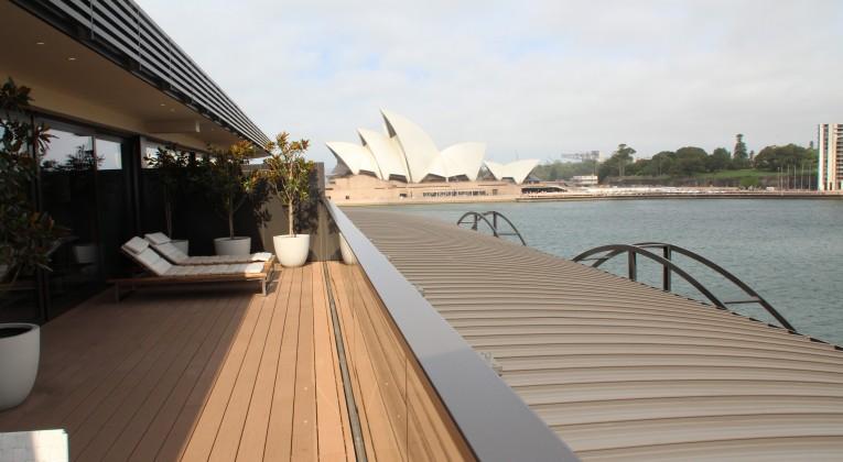 Utsikt mot operahuset