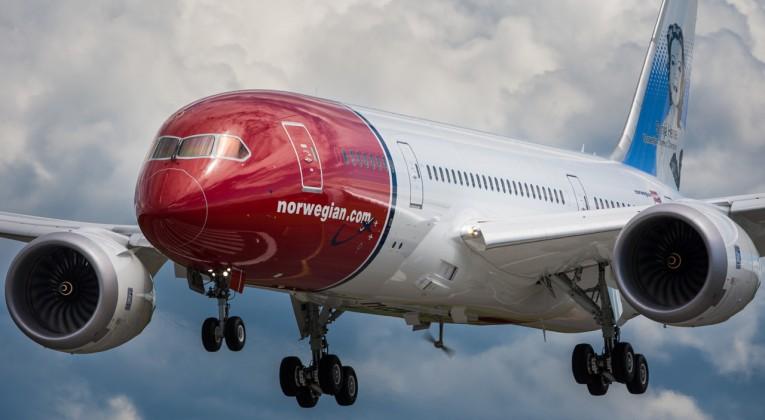 foto: Norwegian ASA