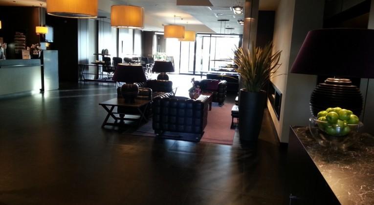 Flott lobby