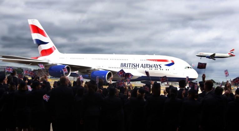 British Airways A380 (foto: British Airways)