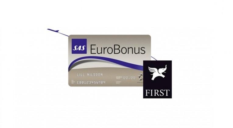 Nå kan du opptjene og bruke Eurobonuspoeng hos First hotels