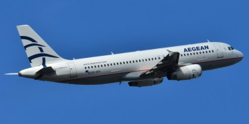 Aegean Airlines Airbus A320-200