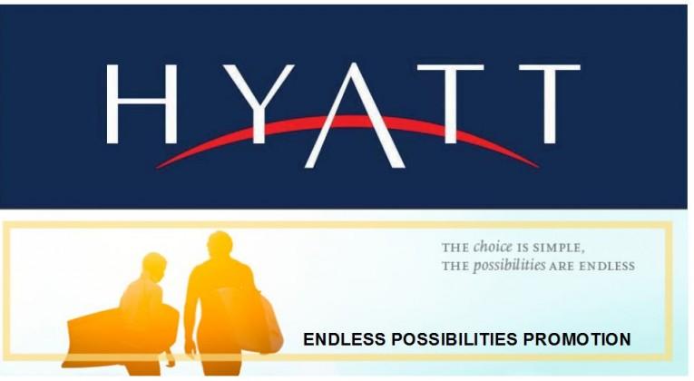 Hyatt promo