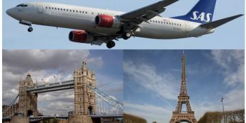 SAS London Paris