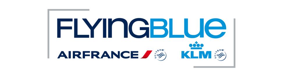 Flying Blue Air France KLM gullkort