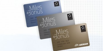 Miles & Bonus cards
