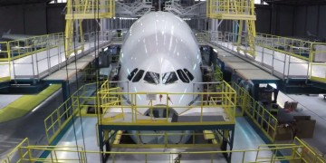 Emirates A380 3C-Check