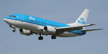 KLM B737-300