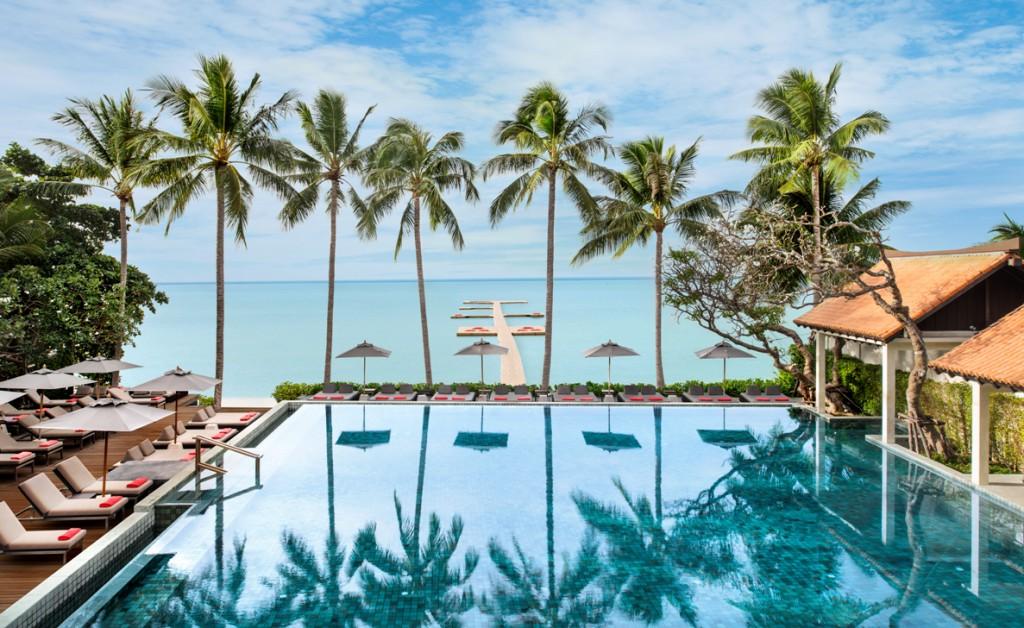Le Meridien Koh Samui Thailand