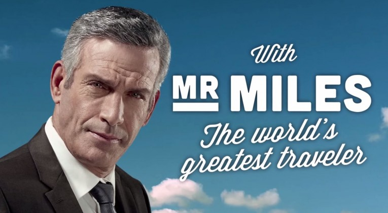 MrMiles front