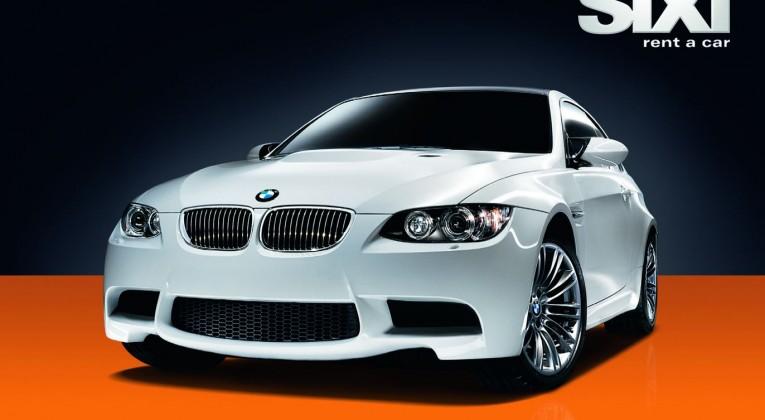 Sixt BMW M3