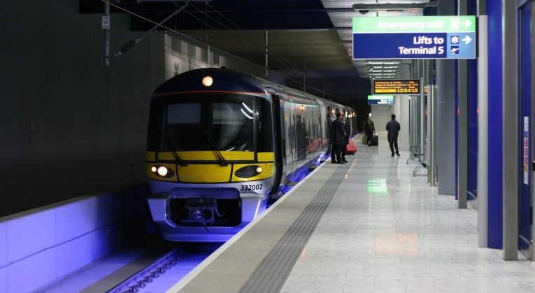 Heathrow Express T5