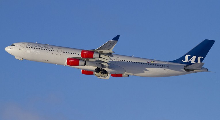 Foto: Brorsson/Wikimedia Commons: http://commons.wikimedia.org/wiki/File:SAS_Airbus_A340_in_Stockholm.jpg
