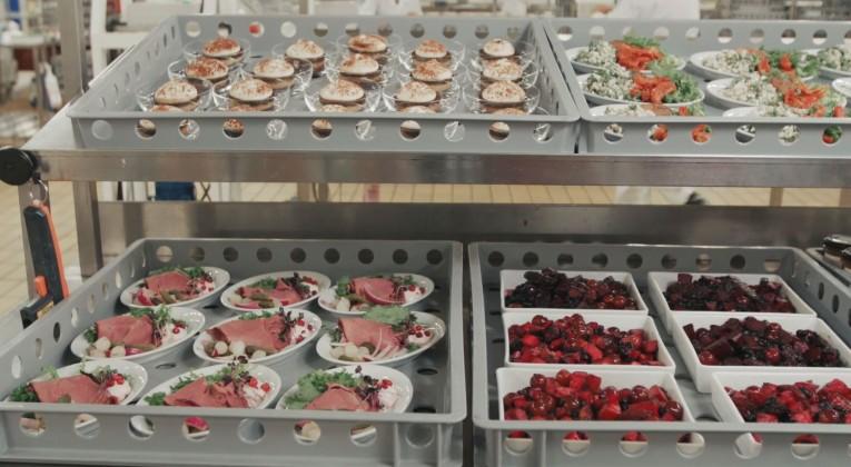 SAS catering