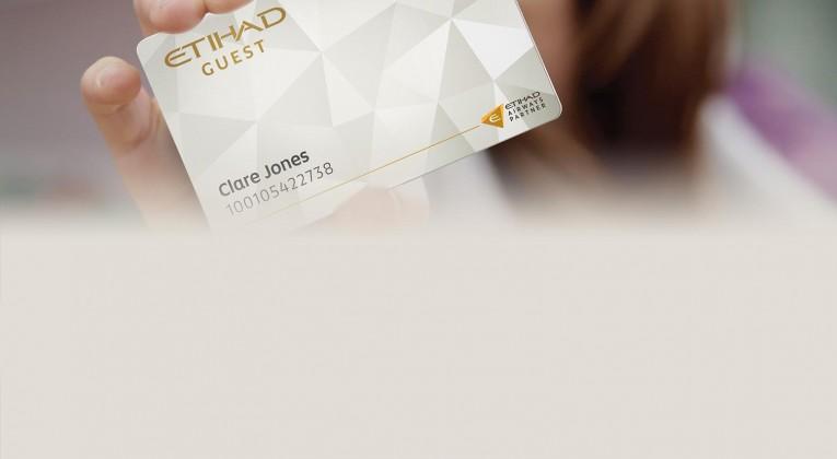 Etihad Guest Card