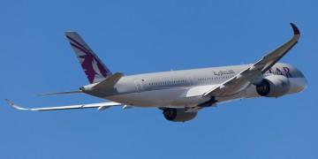 Qatar Airbus A350