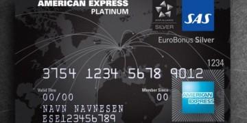 AmEx Platinum SAS EuroBonus
