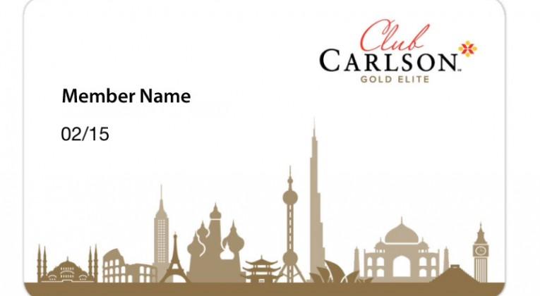 Club-Carlson-Member-Card
