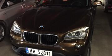 BMW X1 p-hus