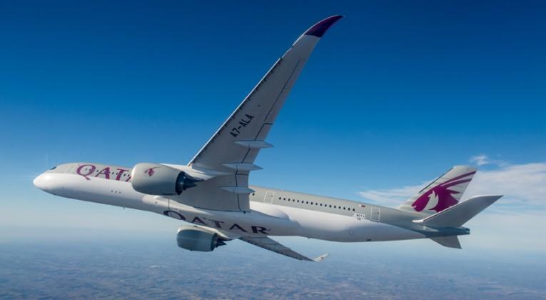 Qatar Airways Airbus A350XWB air