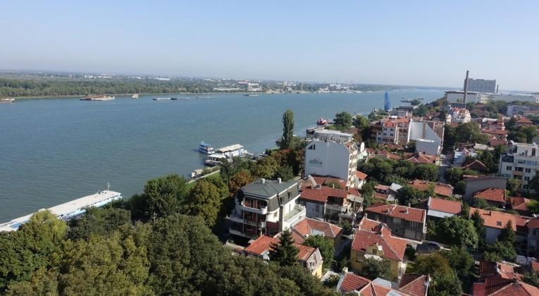 Donau i Ruse, Bulgaria