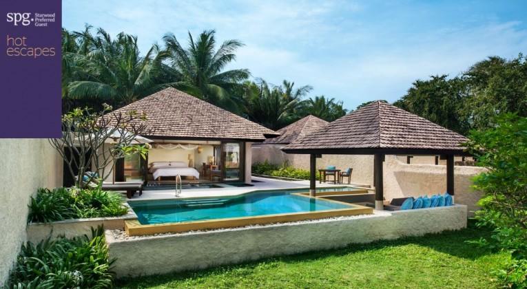 Sheraton Hua Hin Pool Villa Main