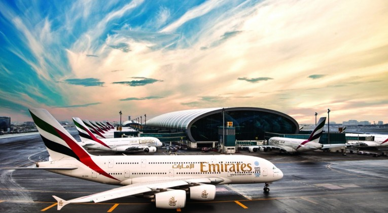 Concourse A Dubai Airport