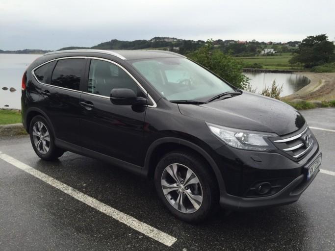Honda CR-V profil