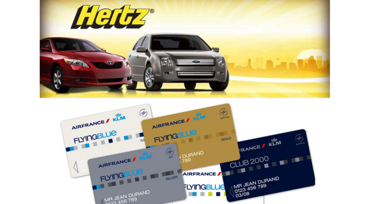 Hertz flying blue air france - Hertz france contact ...