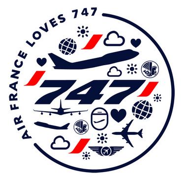 AF loves 747