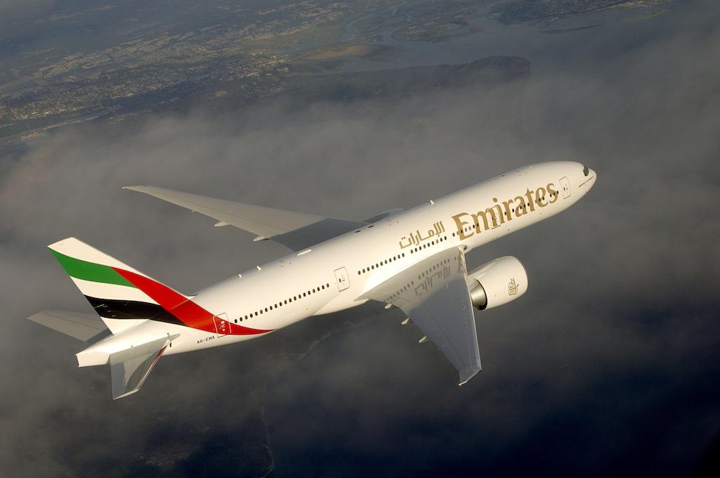 Bilde: Emirates