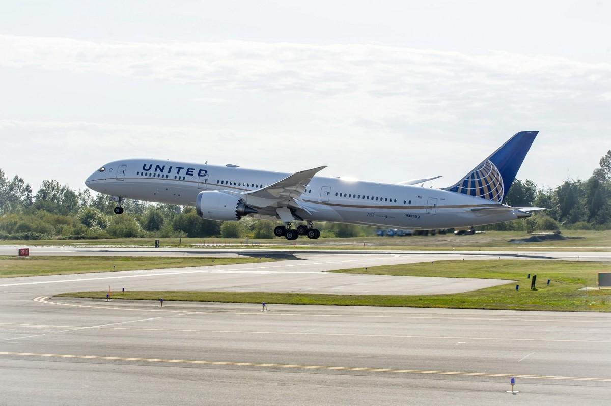 Bilde: United Airlines