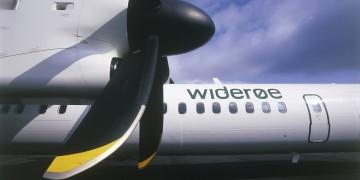 Forbedrer rutetilbudet Widerøe Black Friday best i europa