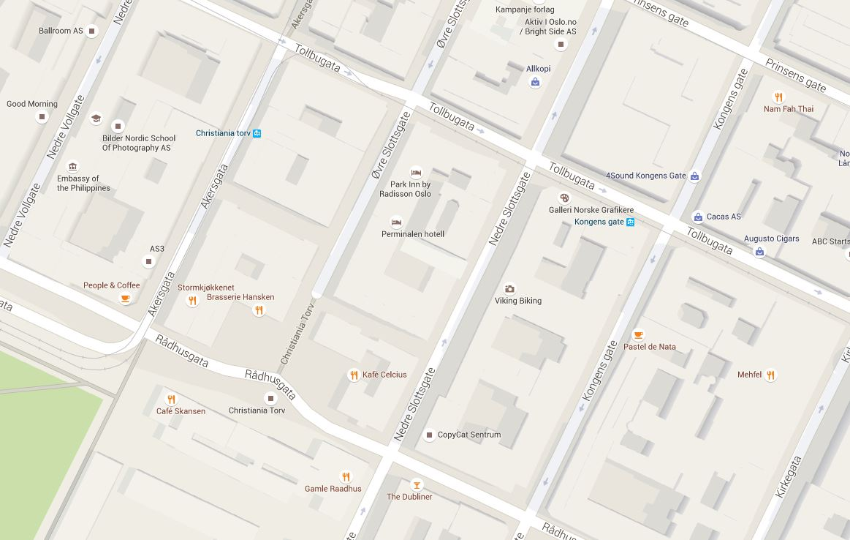 Bilde fra Google Maps