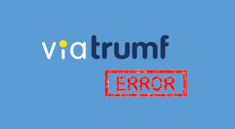 viatrumf-error-hoved