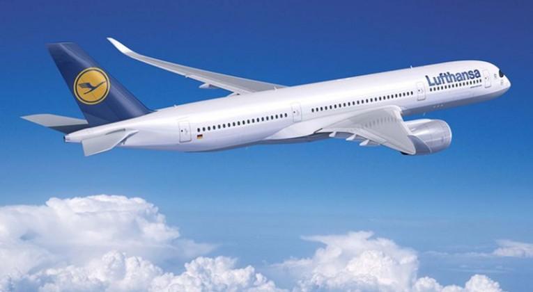 Lufthansa A350