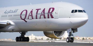 Qatar Airways Boeing 777 kampanje