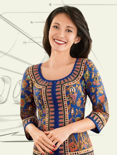 SQ Singapore Airlines - vinner Condé Nast Traveller