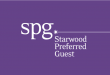 Starwood Prefered Guest