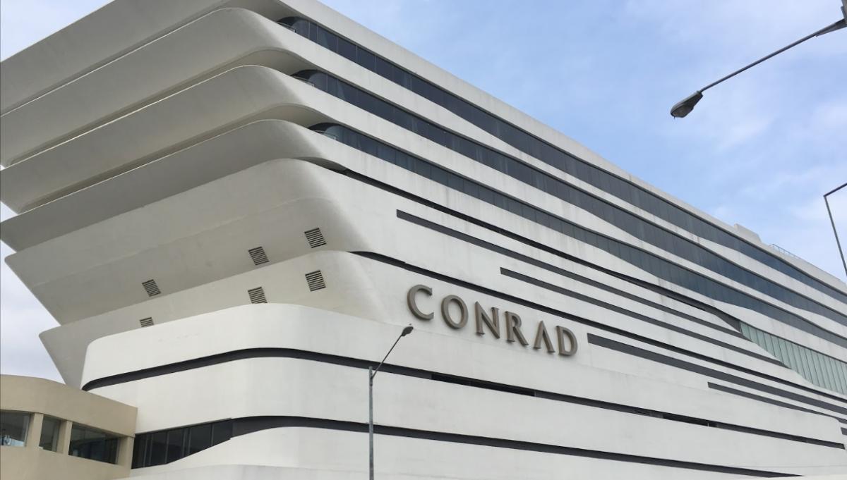 Conrad Manila 2