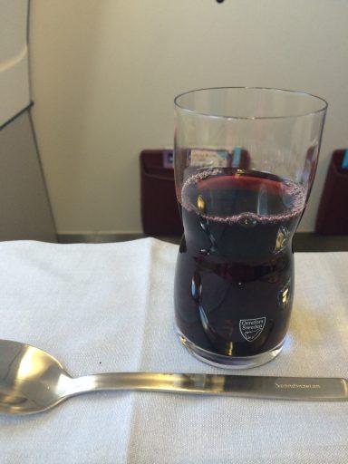 Fransk rødvin.
