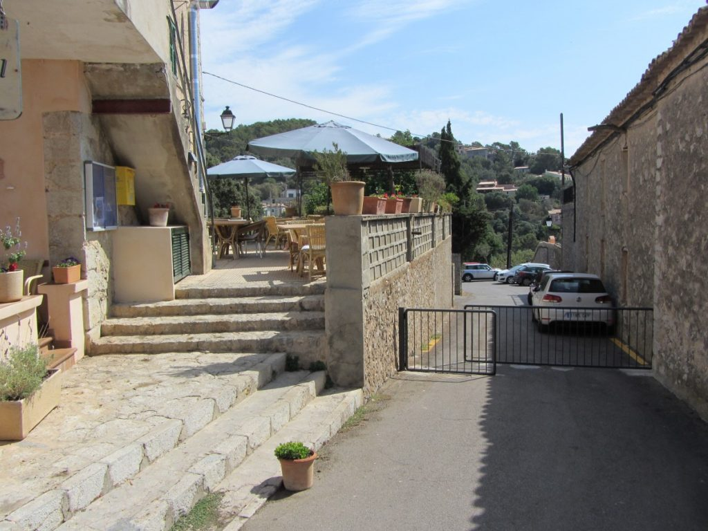 Vertshus i Galilea