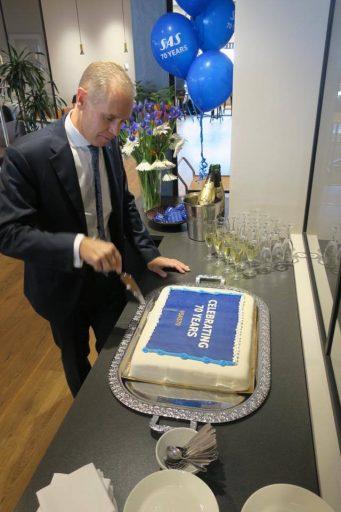 Kake må til - Foto: SAS