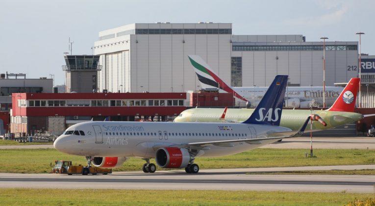 sas- A320NEO