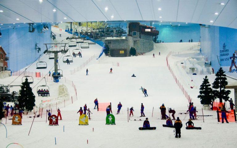 Ski Dubai - (C) Emirates 247