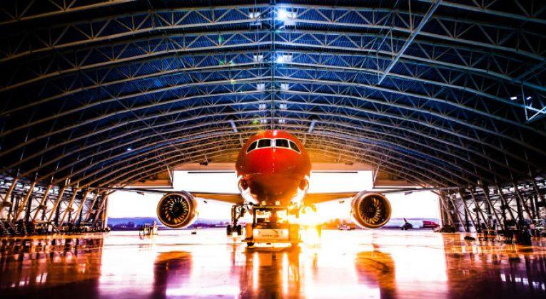 Norwegian 787 vekst