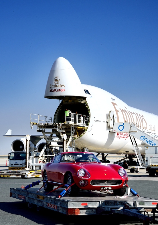 emirates-skycargo-transports-classic-ferraris-for-gulf-concours