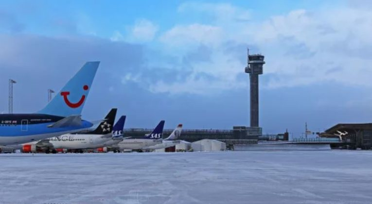 Avinor passasjerrekord flystreiken