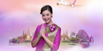 Thai Airways fyller 57 år med en kampanje